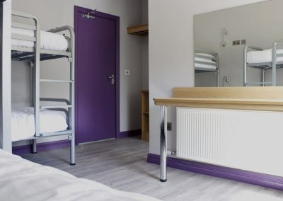 The International Hostel Knock County Mayo Dorm Bedroom